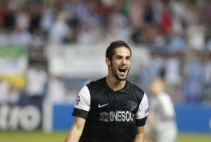 Isco, elegido en el once ideal del F�tbol Draft 2013